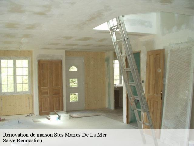Rénovation de maison  stes-maries-de-la-mer-13460